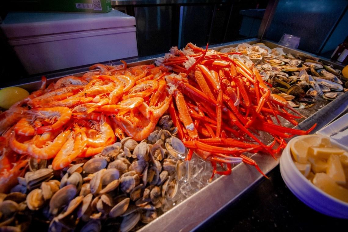 Bistro 9 - Cineleisure seafood buffet