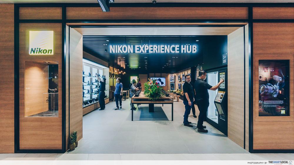 Nikon Experience Hub Funan