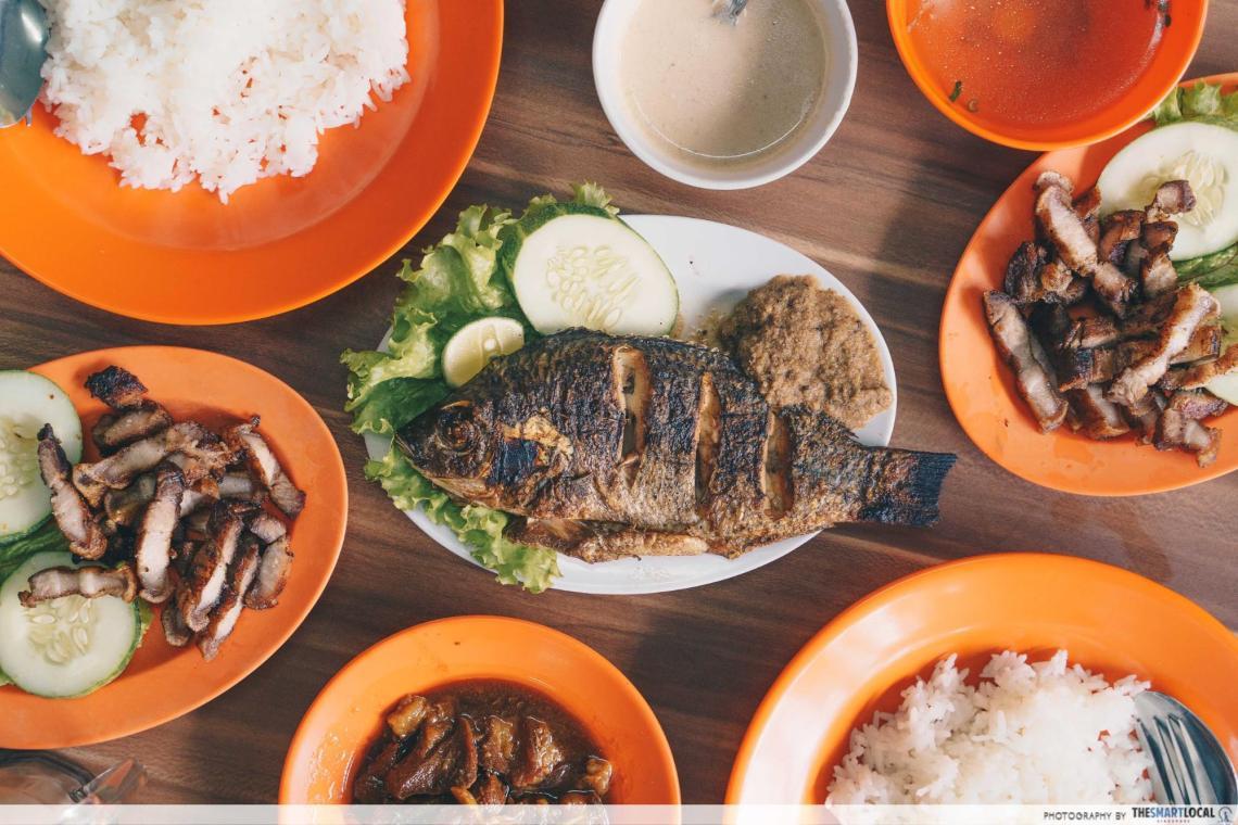 Cafe RM Danau Toba Batam