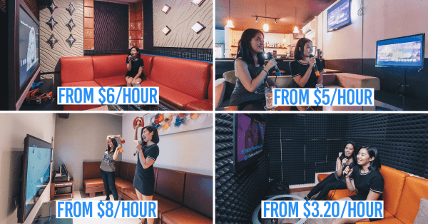 7 Karaoke Spots In The North From $3.20/Hour For You To Sing To Your Heart's Content