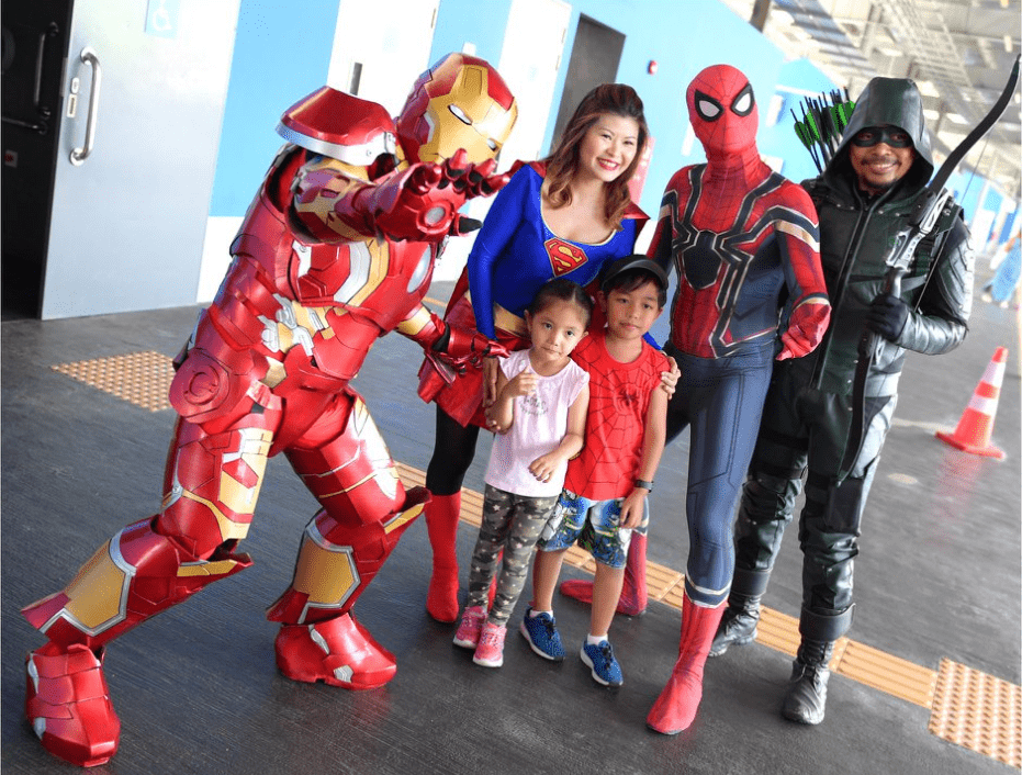 YOUTHx Festival 2019 Singapore Youth Music For A Cause Pause For A Cause Cosplay