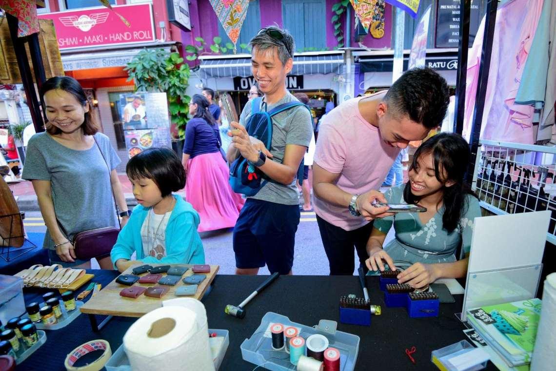 YOUTHx Festival 2019 Singapore Youth Learning Marketplace