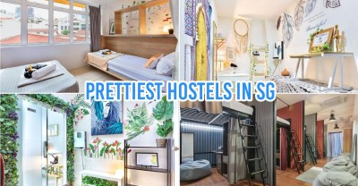 best hostels singapore