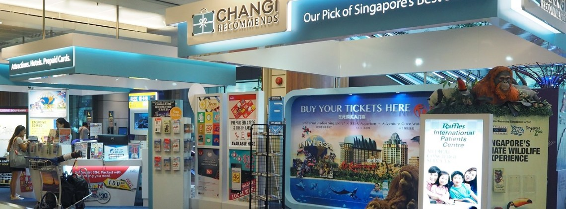Changi Recommends