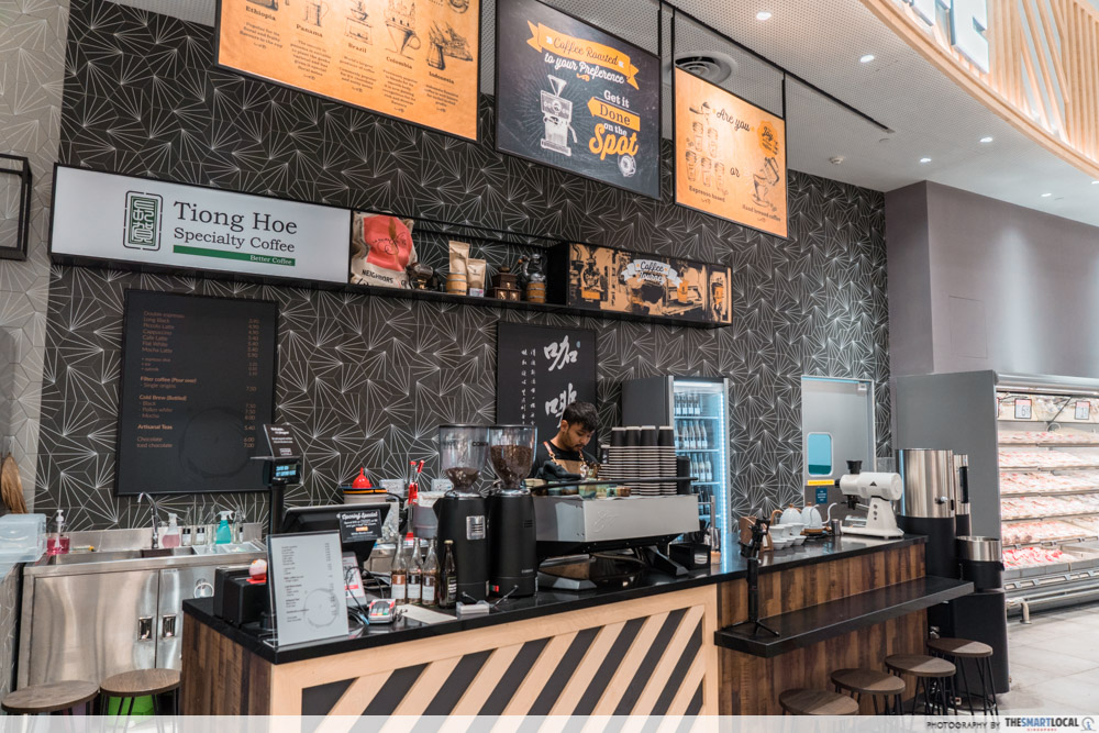 FairPrice Xtra and Unity VivoCity - tiong hoe specialty coffee
