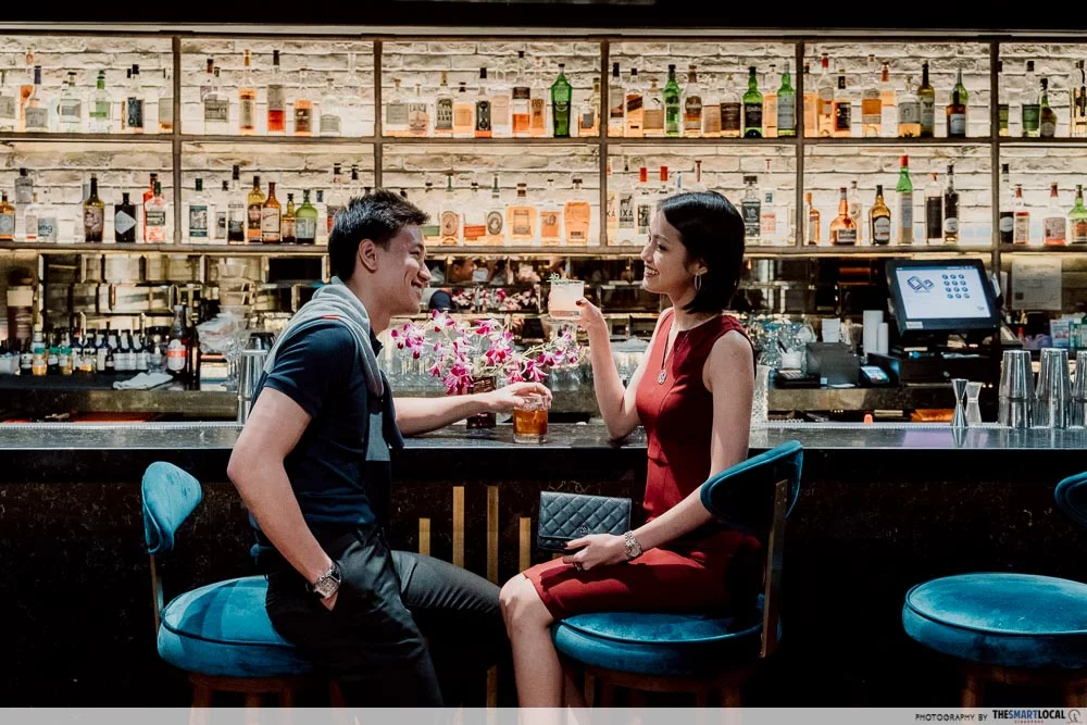 Unconventional Things To Do Singapore Hidden Bar Hopping