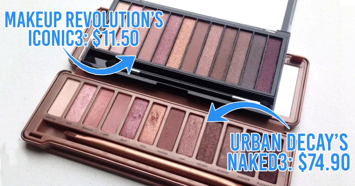 Affordable Makeup Dupes Singapore Cosmetic Alternatives