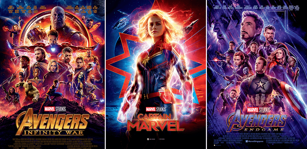 Avengers Captain Marvel Outdoor Movie Capitol Singapore September 2019 Events Weekend