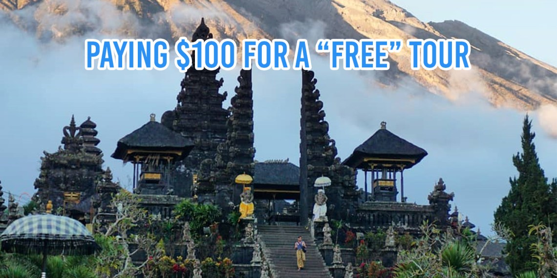 bali travel scams
