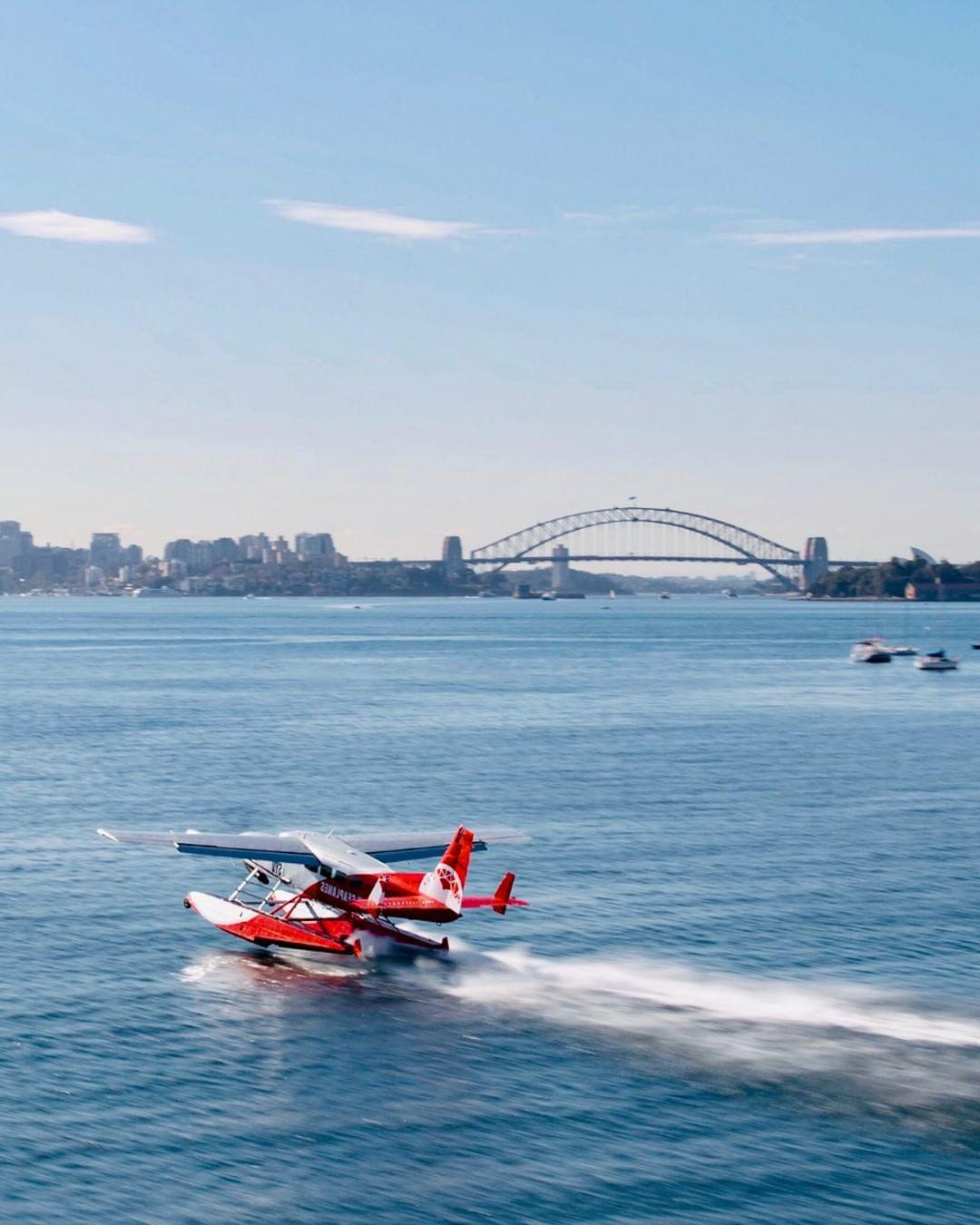 chan brothers sydney nsw seaplanes