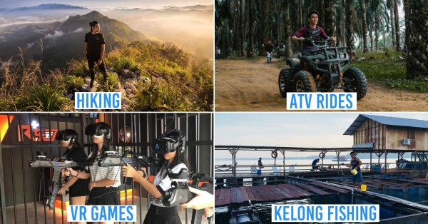 12 Team Bonding Activities In JB For A Quick Trip Across The Border With Your Colleagues