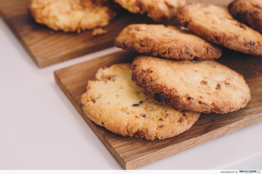 coffee nap roasters cookie
