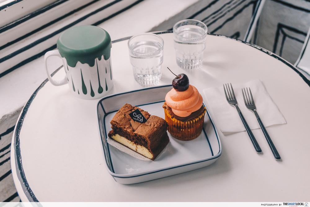 Cafe Yeonnam food