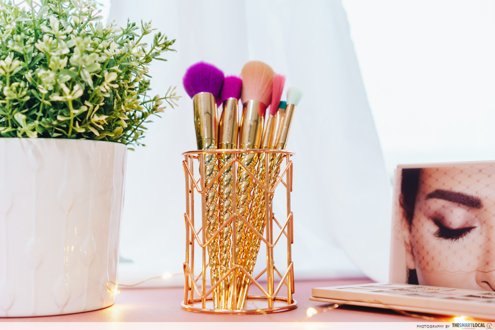 Sephora Beauty Pass Sale - Sephora Rose Gold Brush Holder