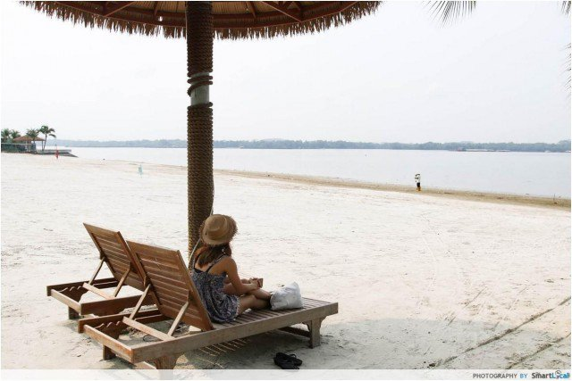 danga bay in jb - country garden beach