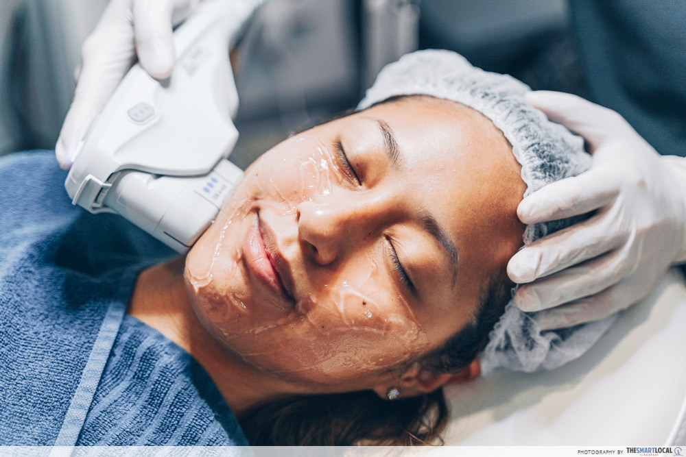 Ultherapy treatment Singapore