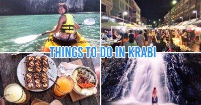 things to do krabi