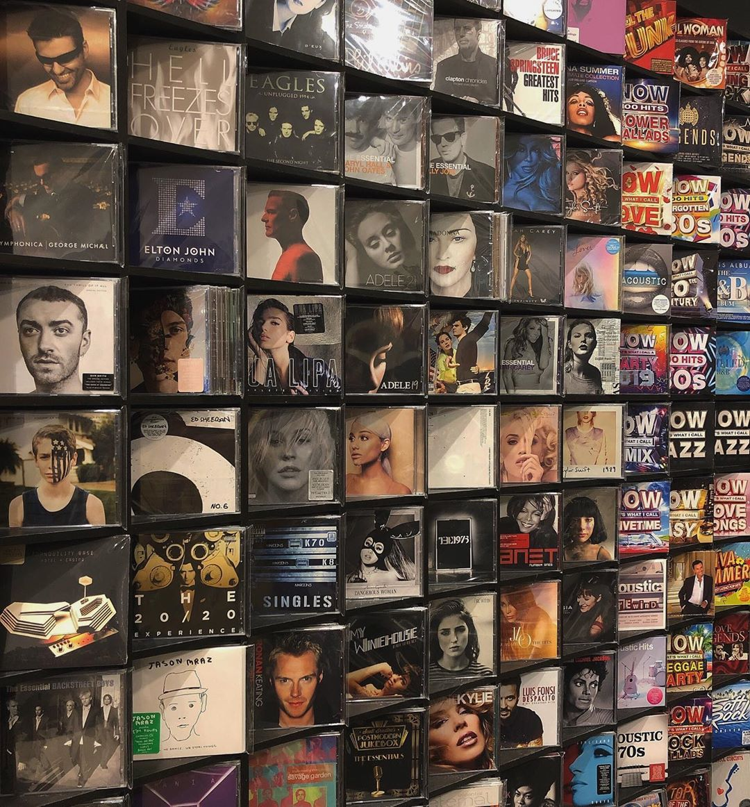 CD Shops in Singapore That CD Shop