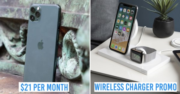Challenger Has An iPhone 11 Promo Starting From $21/Month With Free Insurance & Apple Deals