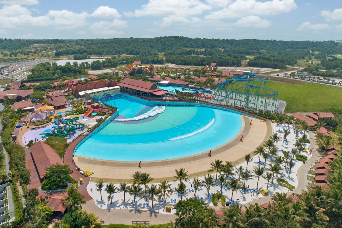 Adventure Waterpark Desaru Coast