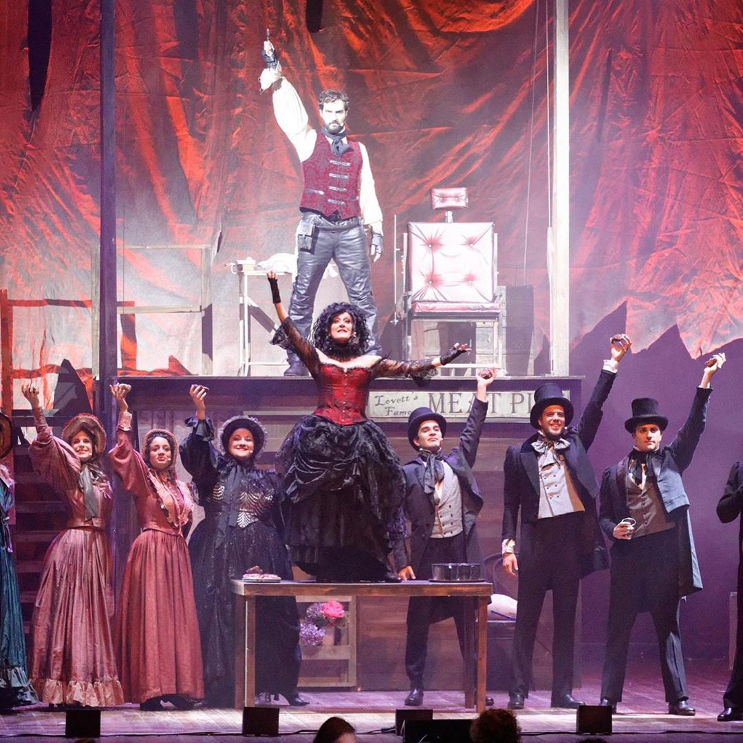 things to do december 2019 sweeney todd