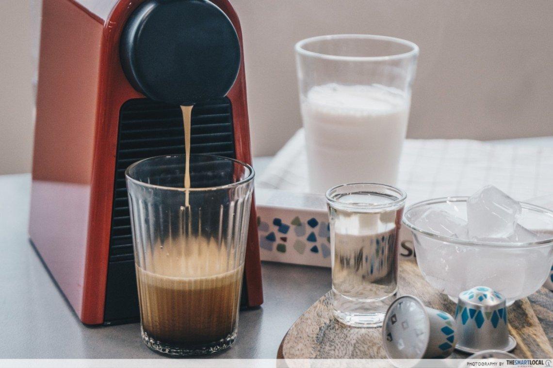 vivocity black friday sale 2019 - nespresso machine
