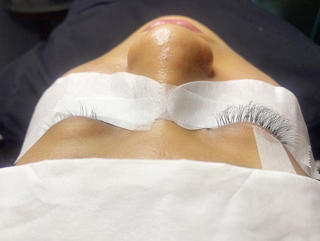 Choa Chu Kang Home-Based Eyelash Extensions Singapore Lashes On Fleek SG