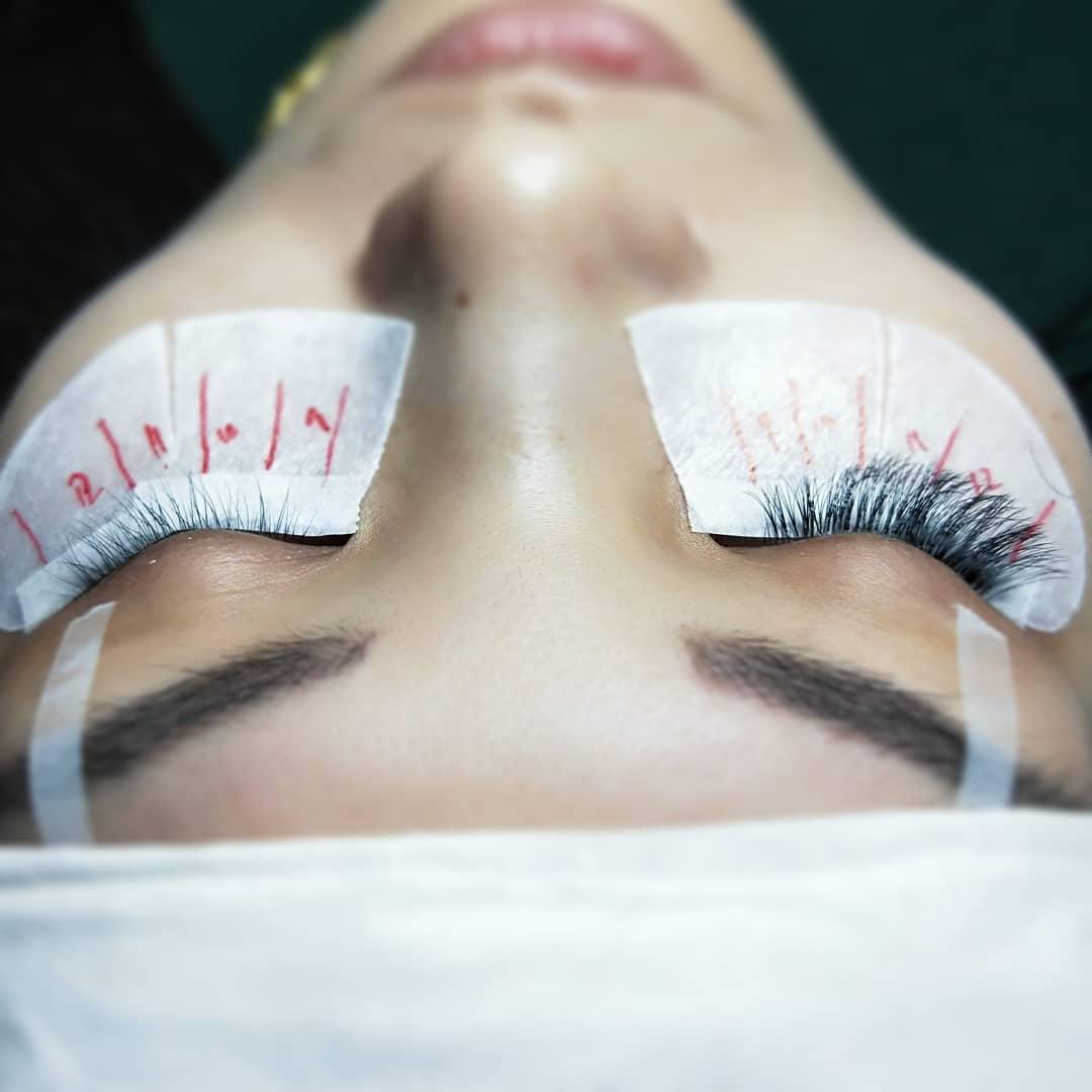 Serangoon Home-Based Eyelash Extensions Singapore Lashed Inc