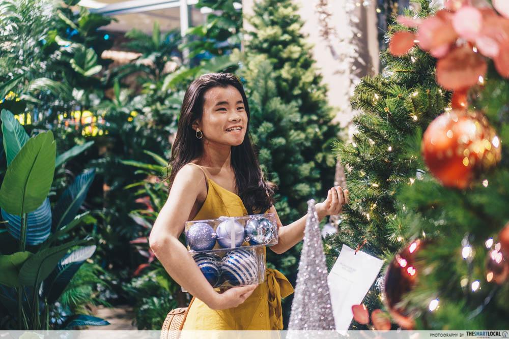 KINEX Mall Vanda Win Christmas