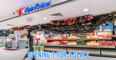 Woodlands Civic Centre Fairprice (1)