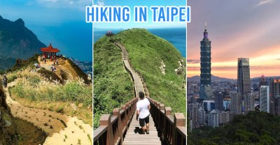 Hiking in Taipei