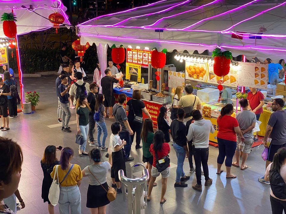 Ang Mo Kio Chinese New Year bazaar 2020