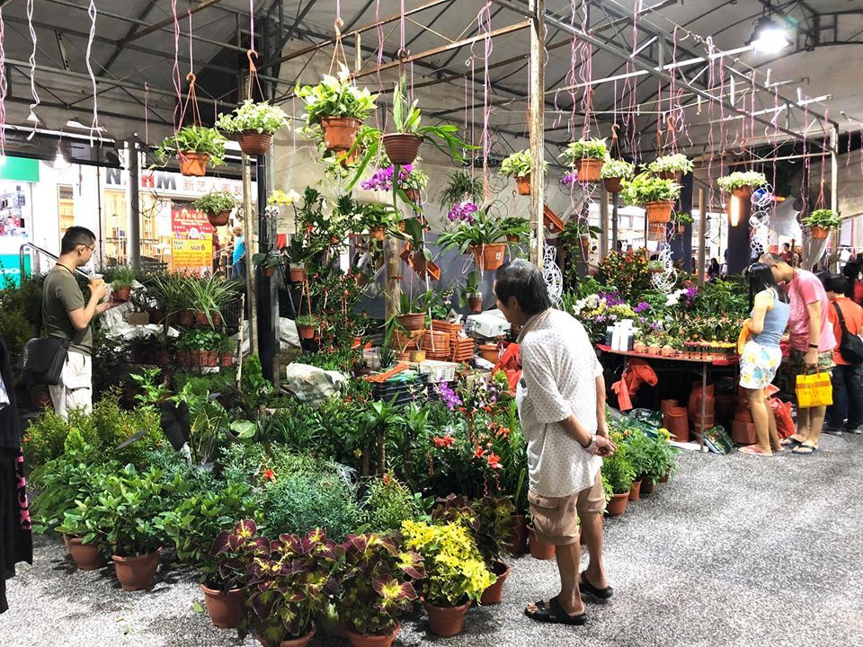 Bedok Central CNY Fair 2020