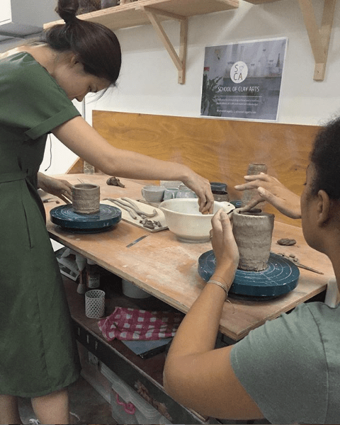 School of Clay Arts