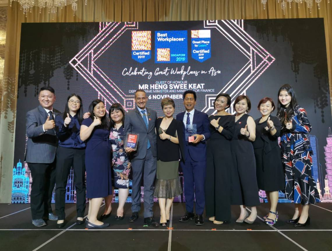 adecco award wins
