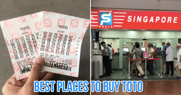10 Top Singapore Pools Outlets Ranked By The Most Wins, For TOTO & 4D Players