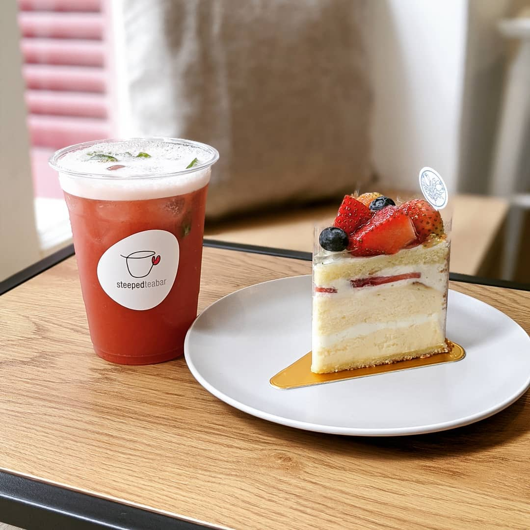 New cafes & restaurants - Steeped Tea Bar