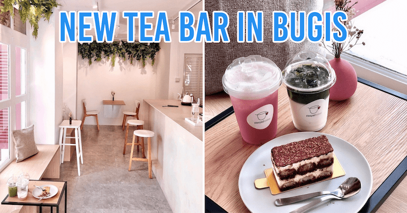New cafes & restaurants in Singapore