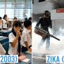 4 Pandemics That Have Happened Like Sars In Singapore