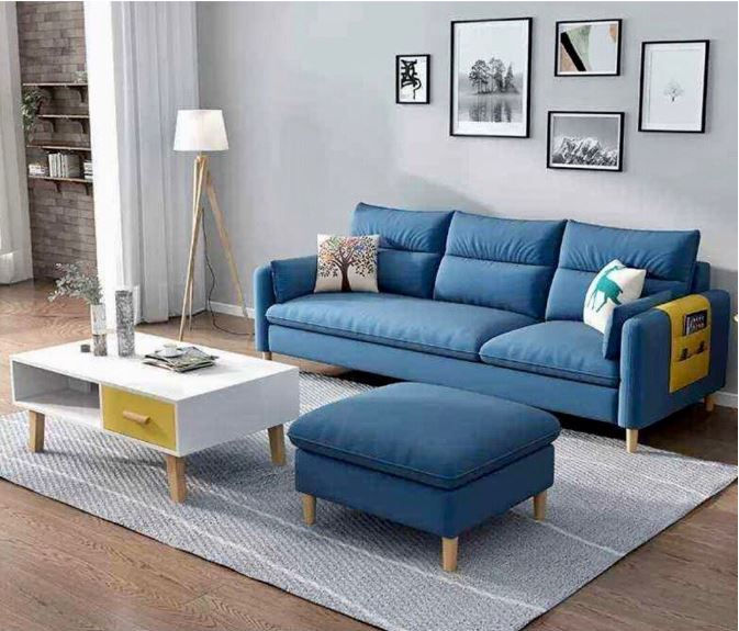 Choosing between important household items for your bto like cloth and leather sofas is an important decision