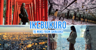 Things to do in Ikebukuro