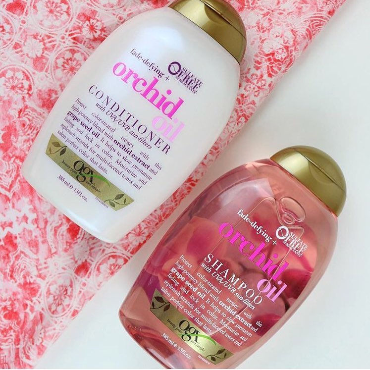 OGX Orchid Oil