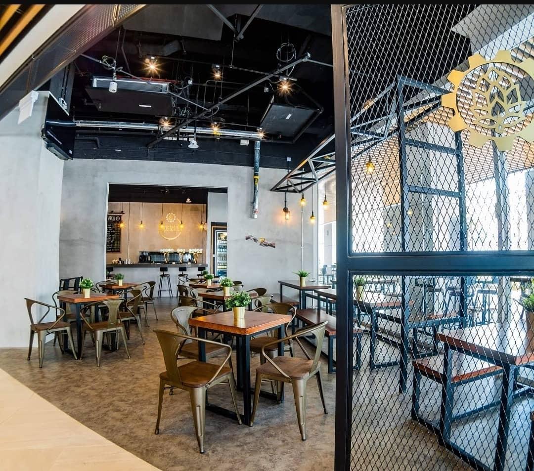 new cafes & restaurants - Hopstation