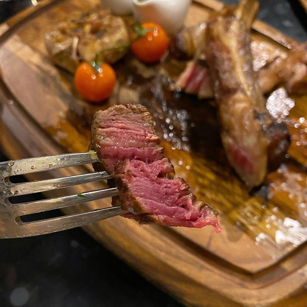 New restaurants - Black Marble - steak