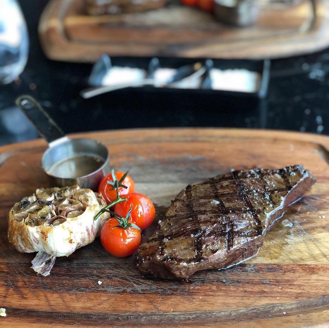 New restaurants - Black Marble steak