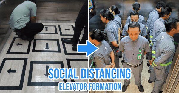 8 Places In Singapore That Have Already Made Social Distancing The New Normal