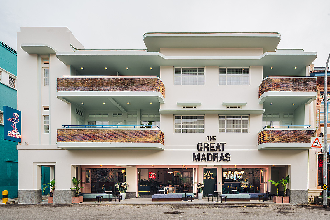 The Great Madras Staycation