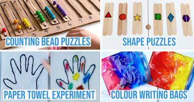 DIY home activities for toddlers