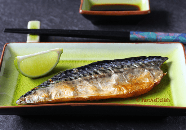 Easy, low cost meals: Saba fish