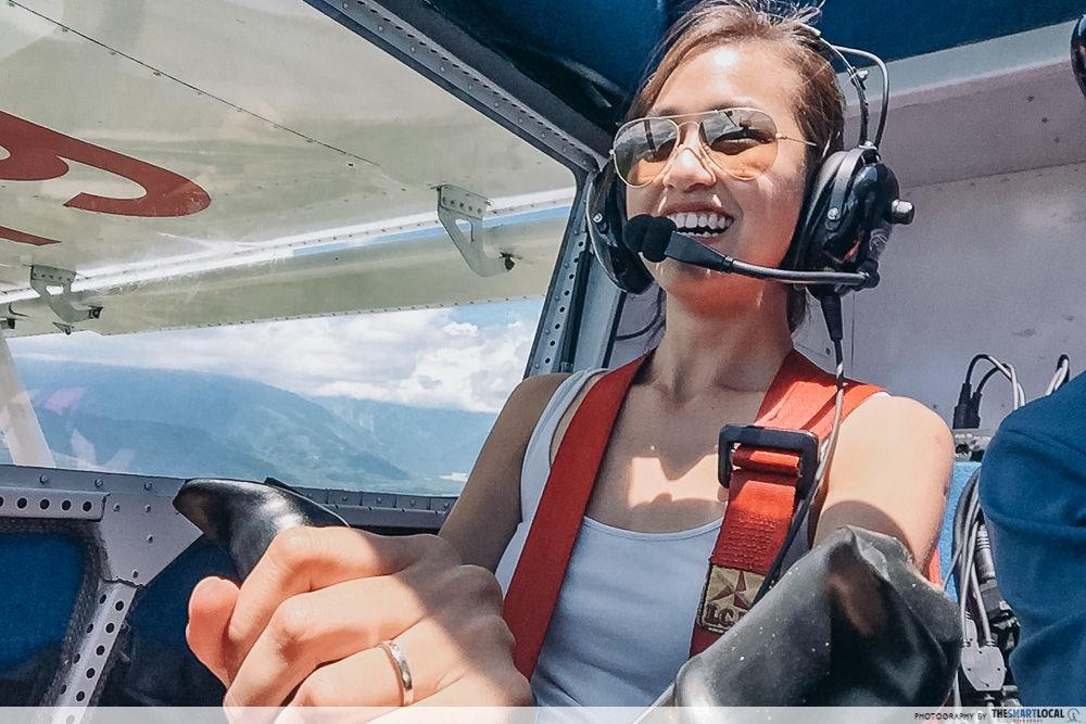 Fly Aeroplane
